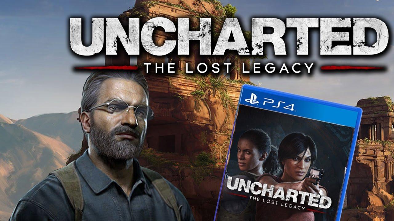 Resultado de imagem para Uncharted - The Lost Legacy - PS4