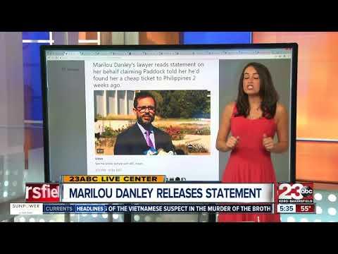Marilou Danley releases statement