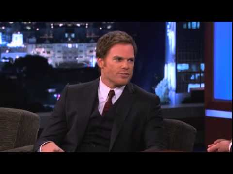 Michael C  Hall (Jimmy Kimmel Live - parte 1)