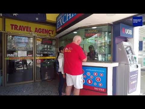 Noy & Paul's Top 10 Currency Exchange Tips In Phuket