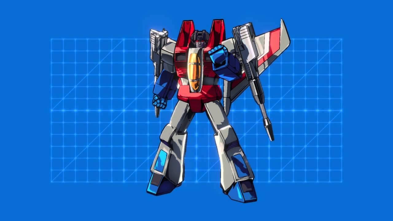 Transformers Devastation Starscream Transformation