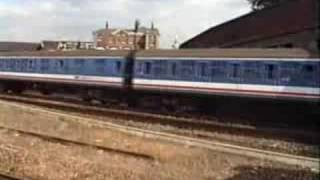 British Rail Southern Region in the 1990