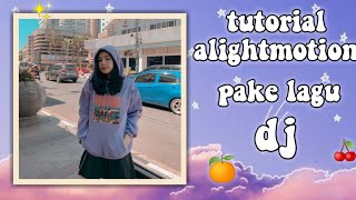 Download Lagu TUTORIAL ALIGHTMOTION PAKE LAGU DJ KEREN || Zahra Azizah mp3