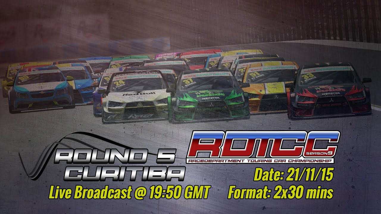 RDTCC S9   Round5 Curitiba