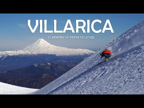Villarica - In memory of Pierre Colonge