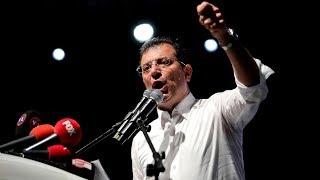 Ekrem İmamoğlu: İstanbul seçimlerinin anamın ak sütü kadar helal olduğunu biliyorum