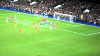 Carroll Pen Miss vs Chelsea