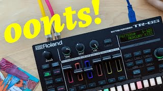 Roland TR-6S: Walkthrough and Demos!