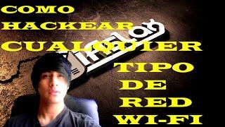 COMO DESIFRAR CUALQUIER TIPO REDES INCLUYENDO LAS ARRIS(MEGACABLE)