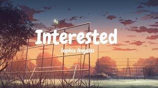 100k Subscriber Celebration Song 🎉 😍💖 Sophia Angeles - Interested (Lyrics) thumbnail