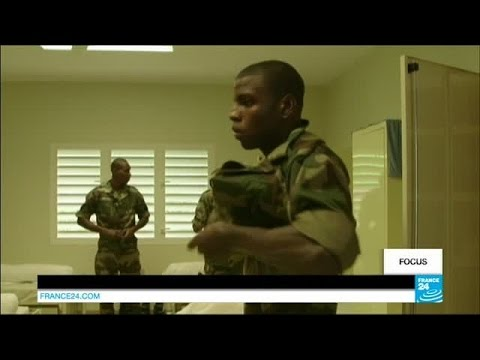 French overseas territories: Army helps young people get on career ladder