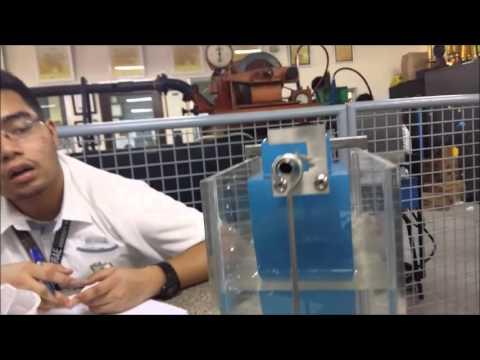 Experiment 7: Center of Pressure