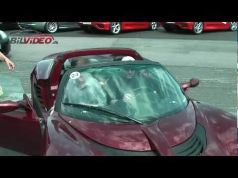 Lotus Elise - Sportscar Event 2011 - sjællandsringen