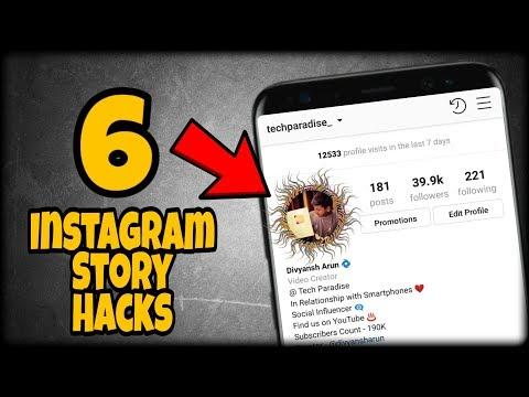 6 Amazing Instagram Story Hacks ✔ Mp3