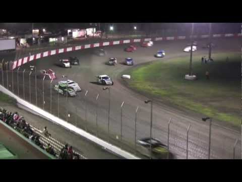 Modified A Main Lakeside Speedway  Opening Night