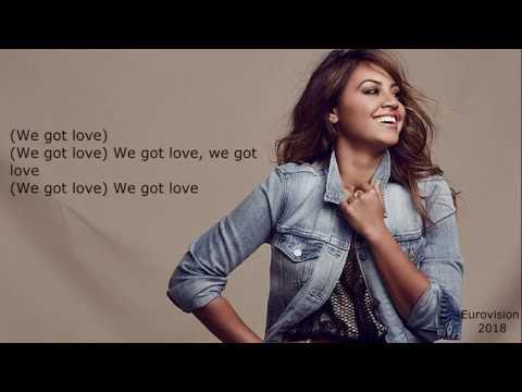 Jessica Mauboy - We Got Love - Australia - Eurovision 2018