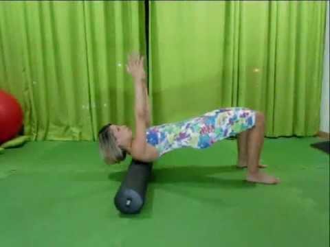 Dani Meneses - Pilates com Rolo