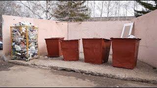 """Открытый урок с представителем регоператора """"Эко-сити"""" в школе №3"""
