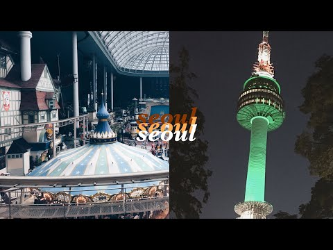 S. KOREA day2: LOTTE LAND, ELAND CRUISE, N SEOUL TOWER | itsLiezl