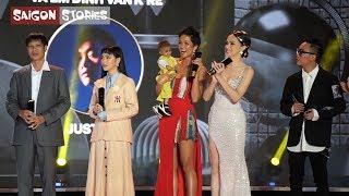 H'Hen Nie ôm bé tí hon; Hương Giang phát biểu gây xúc động mạnh cho khán giả