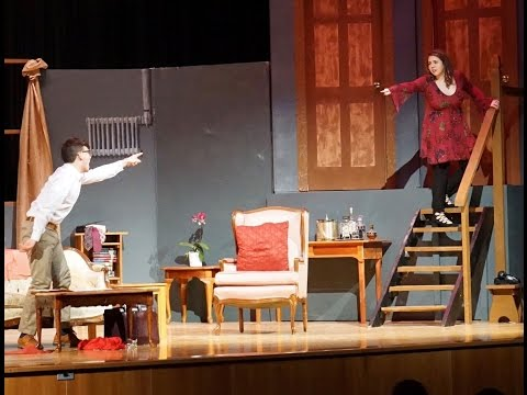 Deer Park High School's Barefoot in the Park (January 20th 2017)