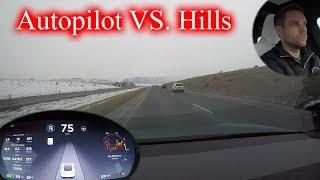 How Autopilot Handles on Hills?