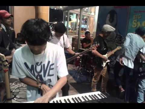 Jmbie juan - gemericik live on stage @lottemart