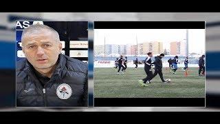 Edi Iordănescu înainte de Poli Iași - Gaz Metan | novatv.ro