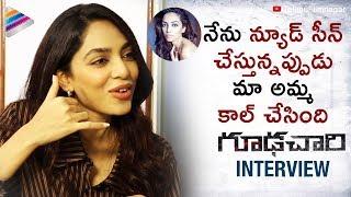 Sobhita Dhulipala Reveals SHOCKING Facts | Goodachari Movie Interview | Adivi Sesh |Telugu FilmNagar