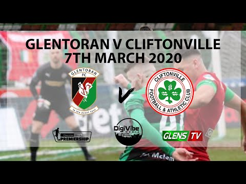 Glentoran Cliftonville Goals And Highlights