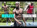 Paul Pogba: A Footballers Gym Workout ?    Prt8