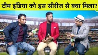 Aaj Ka Agenda: ऑस्ट्रेलिया के खिलाफ सीरीज जीत से कप्तान Virat को क्या-क्या मिला?   Vikrant Gupta