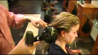 Кератиновое выпрямление волос в салоне Максим Соболев