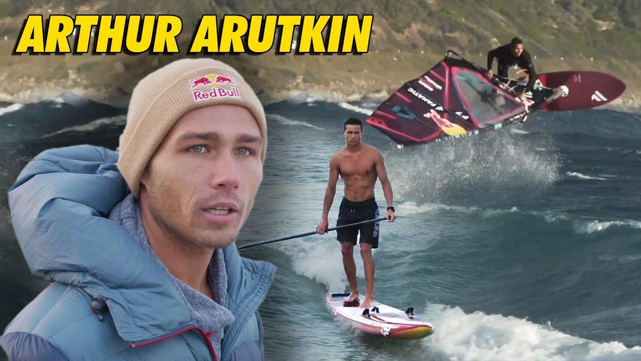 Arthur Arutkin, profession : Waterman !
