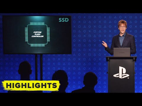 Sony reveals Playstation 5 SSD details