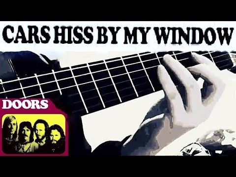 Quot Cars Hiss By My Window Quot Guitar Cover Tab Link Youtube
