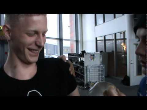 Viktor og Gauti á góðum degi : The Interviews