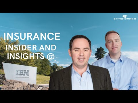 #IBM On #Insurance And #Insurtech -