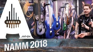 NAMM 2018 Archive - Ibanez Guitars