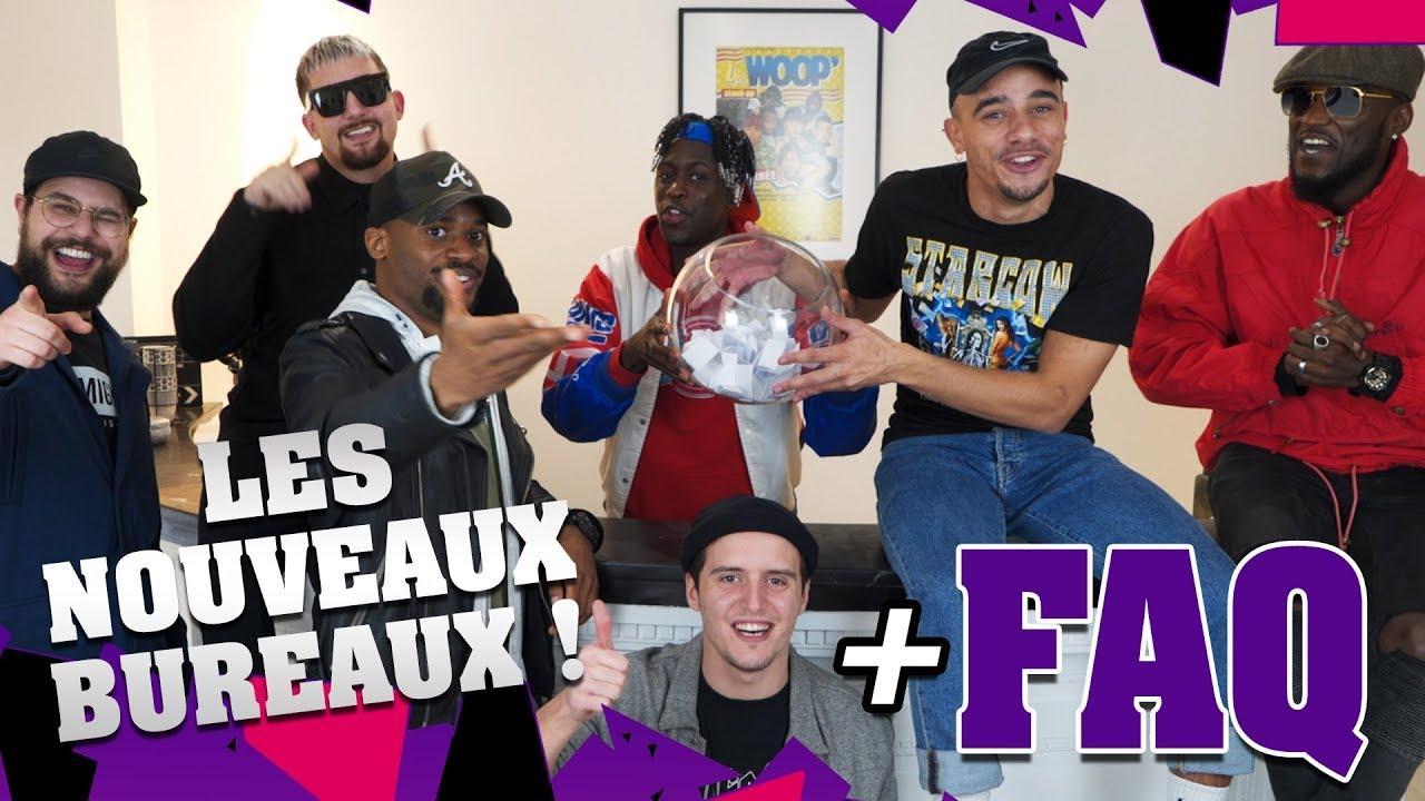 Les Nouveaux Bureaux Du Woop ! + Faq  Youtube