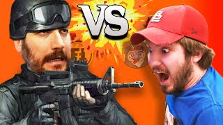 FUNHAUS VS CREATURES - 3v3 in CS GO Gameplay