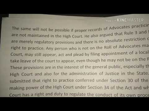 Legal matter with punctuation allahabad high court judgement, 100 wpm
