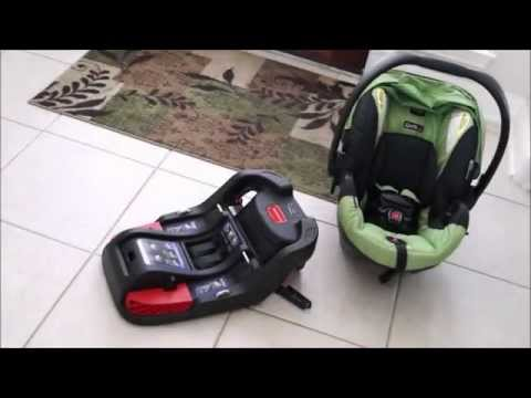 Britax B-Safe 35 Infant Car Seat Quick Review