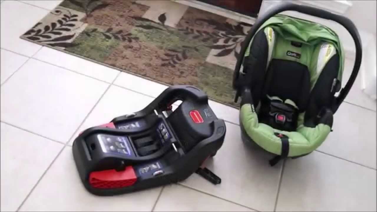 B Safe 35 >> Britax B-Safe 35 Infant Car Seat Quick Review - YouTube