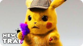 POKEMON DETECTIVE PIKACHU Casting Pikachu (2019) Pokémon Movie