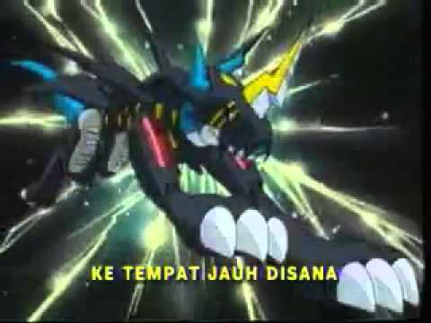 Digimon 2 Opening   Target Indonesian Dub  HQ   YouTube