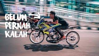 Download Video ninja yang BELUM PERNAH KALAH ( SANZ MOTOR) MP3 3GP MP4