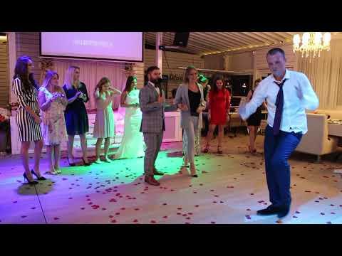 Танцевальный батл на свадьбе 23.09.17