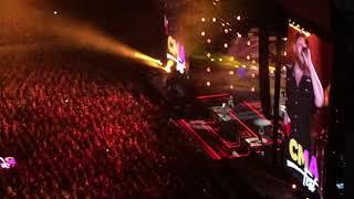 Luke Combs at Nissan Stadium - CMA Fest 2018 - video 2