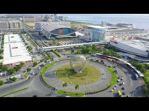 SM Mall of Asia Aerial Video